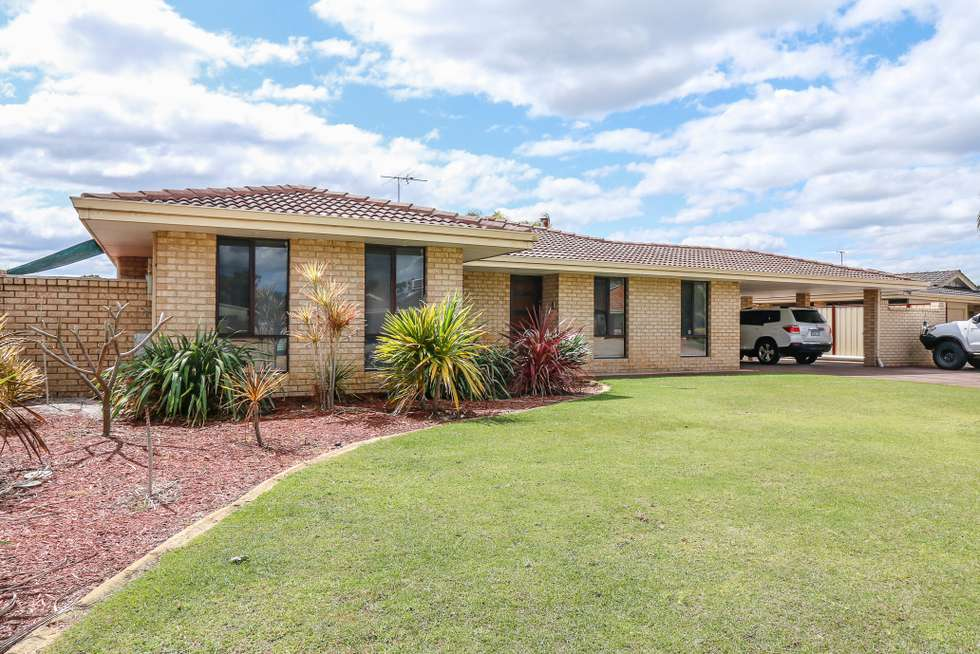 Second view of Homely house listing, 3 ROSEATE COURT, Ballajura WA 6066