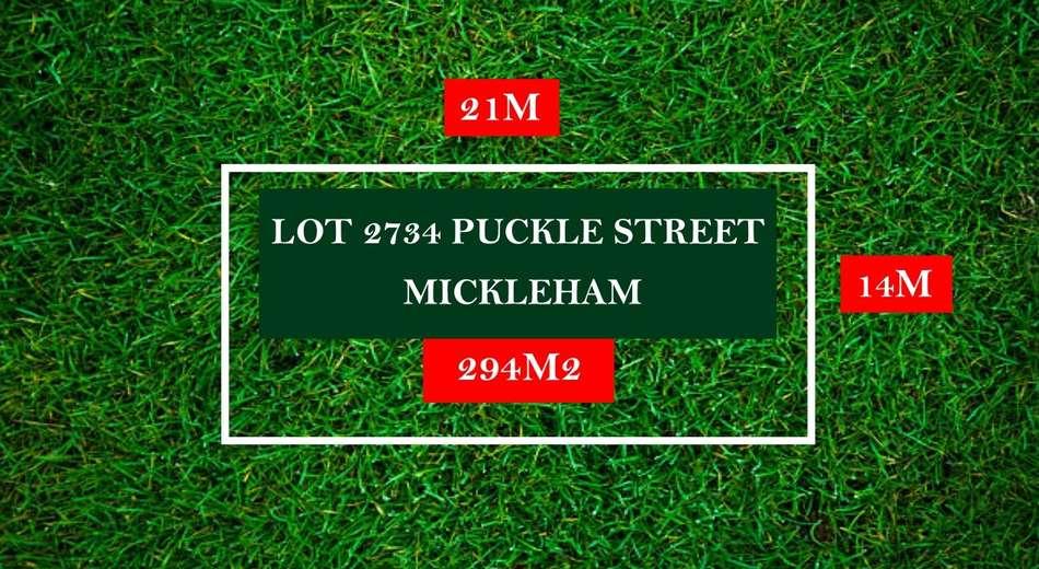 LOT 2734 Puckle Avenue, Mickleham VIC 3064