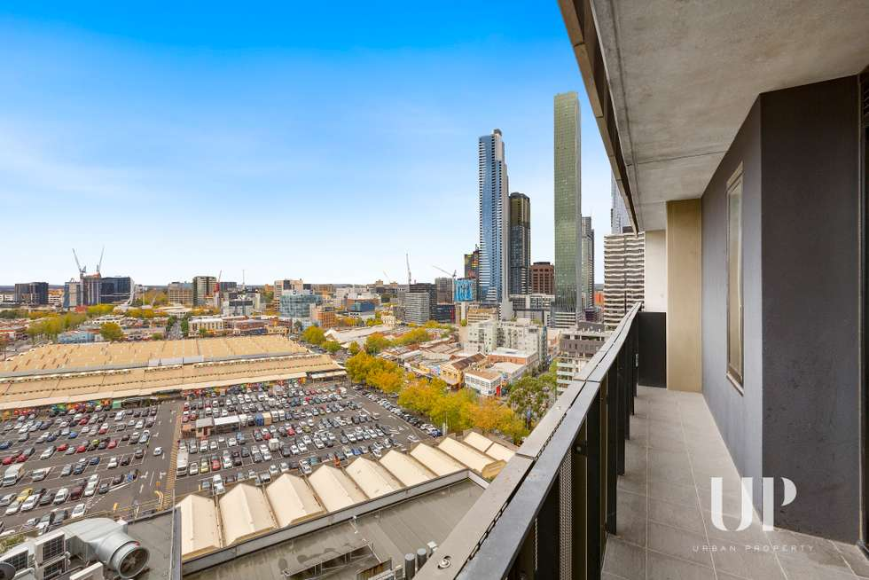 Third view of Homely apartment listing, 1302/243 Franklin Street, Melbourne VIC 3000