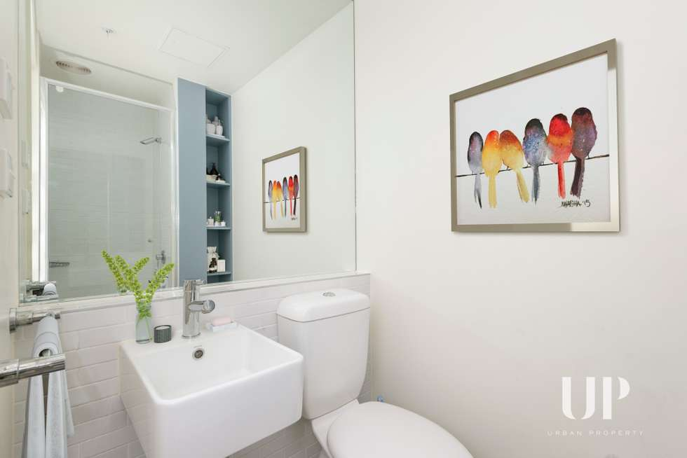 Fourth view of Homely apartment listing, 1302/243 Franklin Street, Melbourne VIC 3000