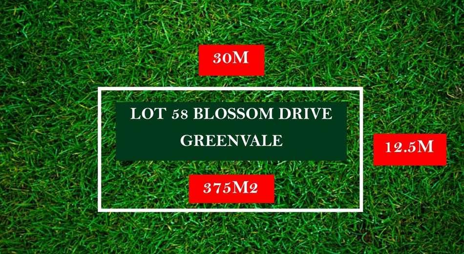 LOT 58 Blossom Drive, Greenvale VIC 3059