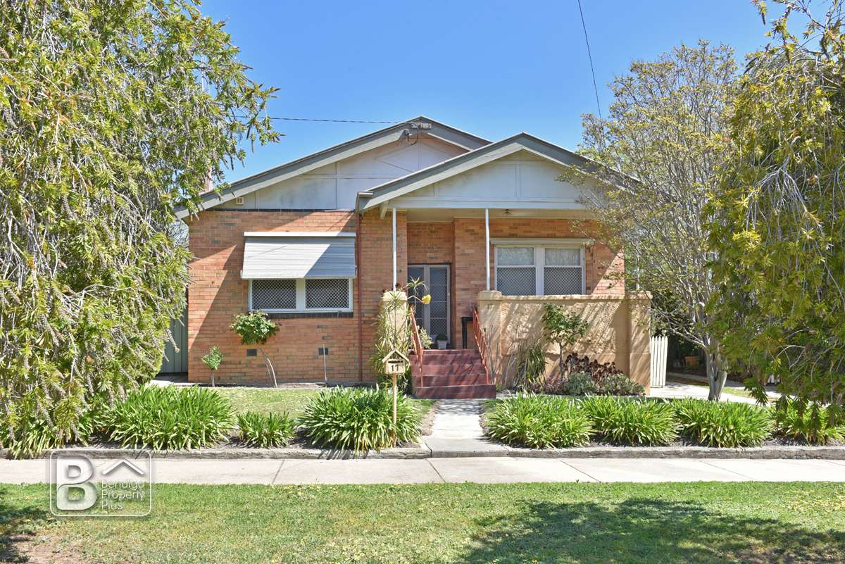 Main view of Homely house listing, 17 Frederick Street, North Bendigo, VIC 3550