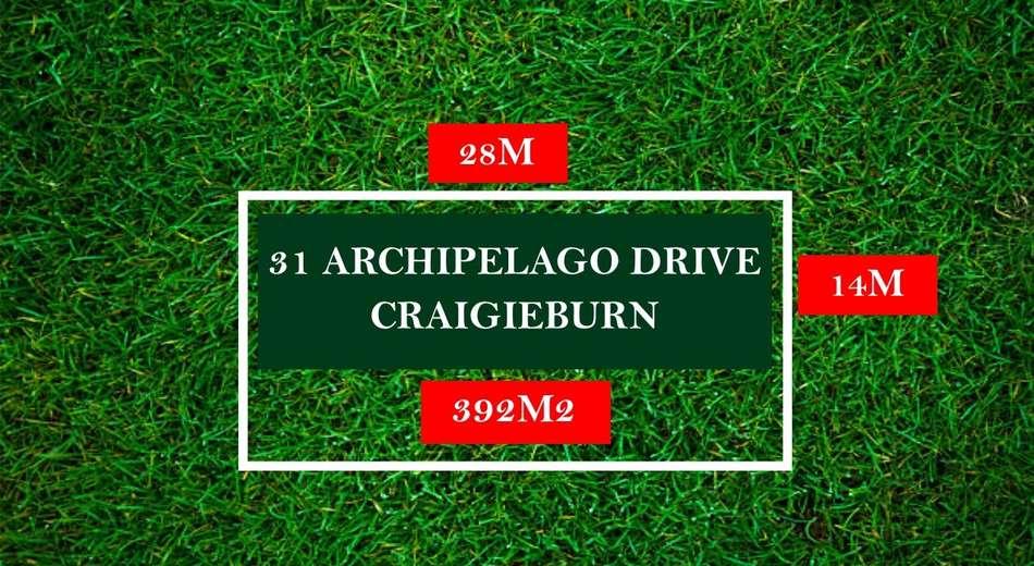 31 Archipelago Drive, Craigieburn VIC 3064