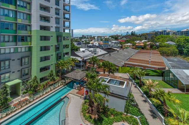1808/10 Trinity Street, Fortitude Valley QLD 4006