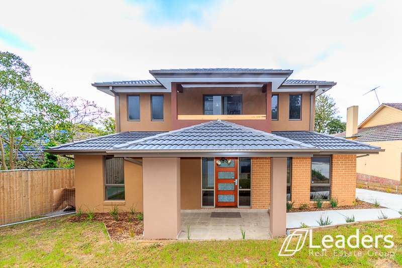 Main view of Homely townhouse listing, 1/306 BLACKBURN ROAD, Glen Waverley, VIC 3150