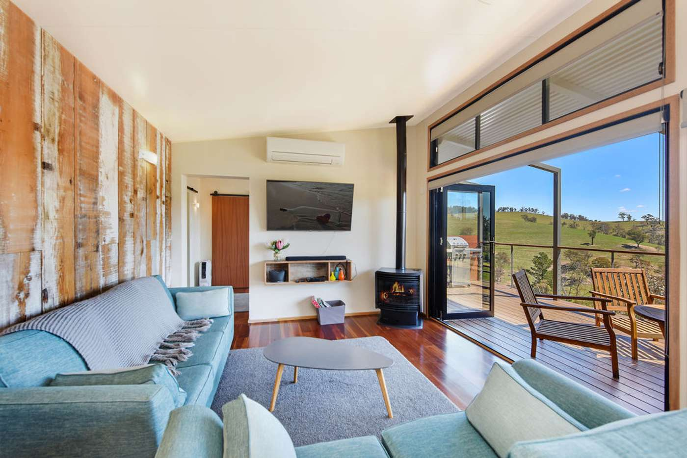 Fifth view of Homely acreageSemiRural listing, 208 MARTINS ROAD, Rydal NSW 2790