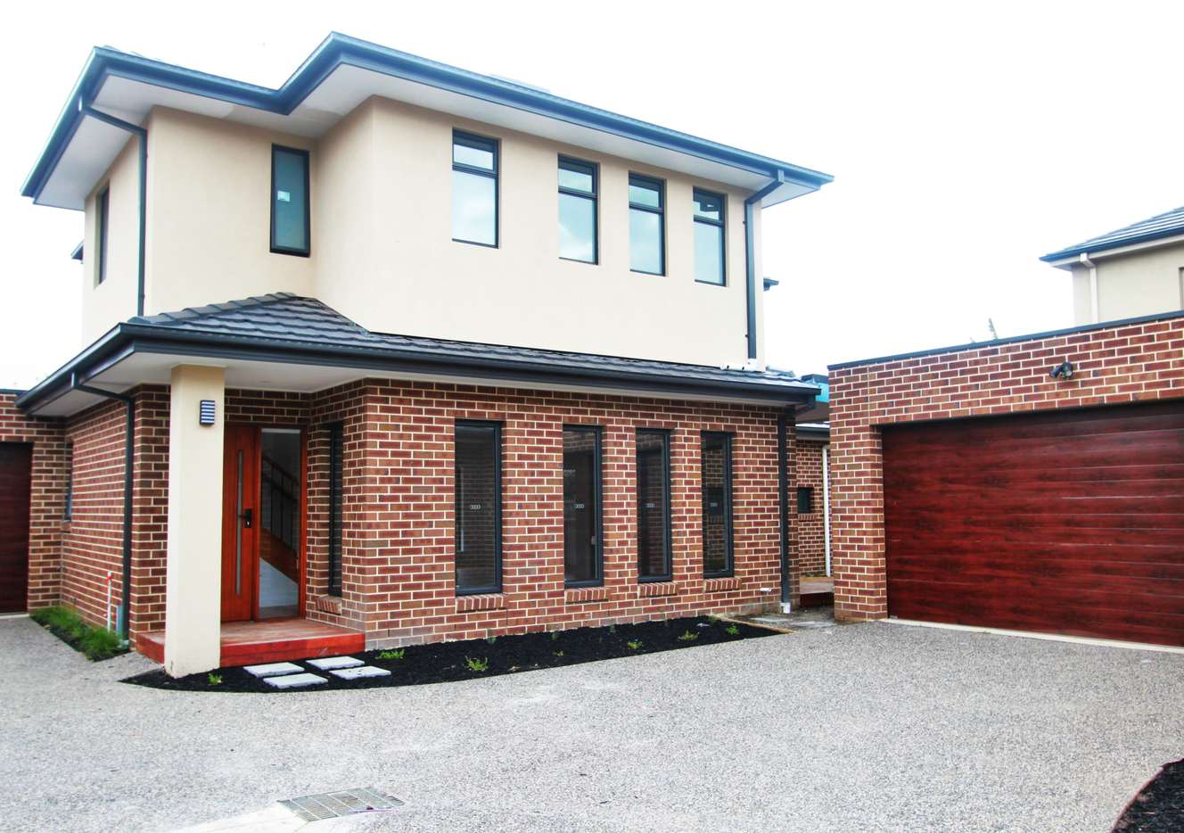Main view of Homely townhouse listing, 2/4 Kirstina Road, Glen Waverley, VIC 3150