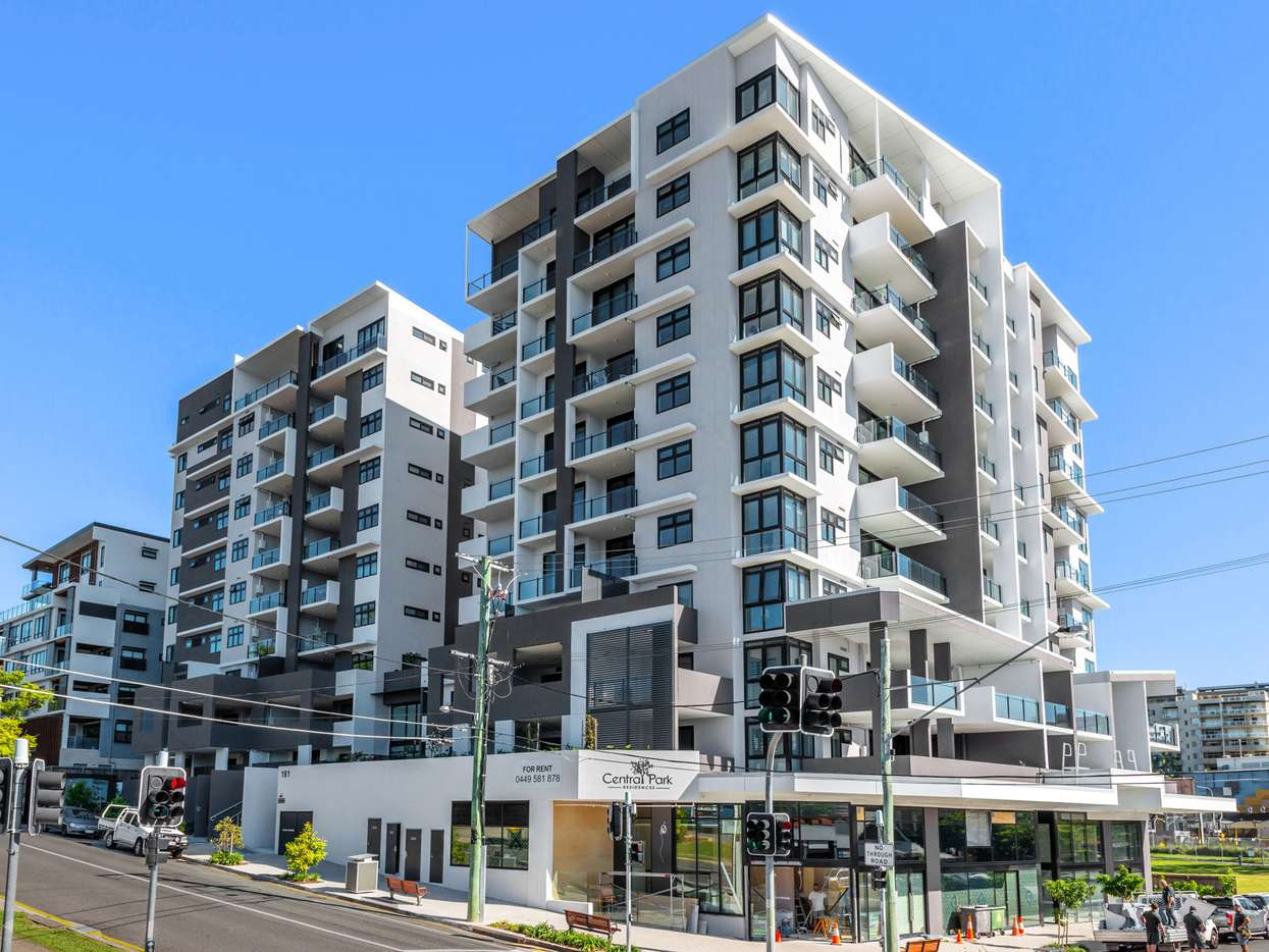Main view of Homely apartment listing, 2103/181 Clarence Rd, Indooroopilly, QLD 4068