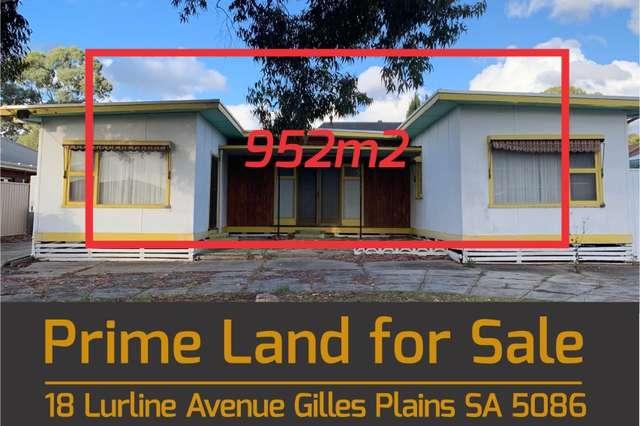 18 Lurline Avenue, Gilles Plains SA 5086