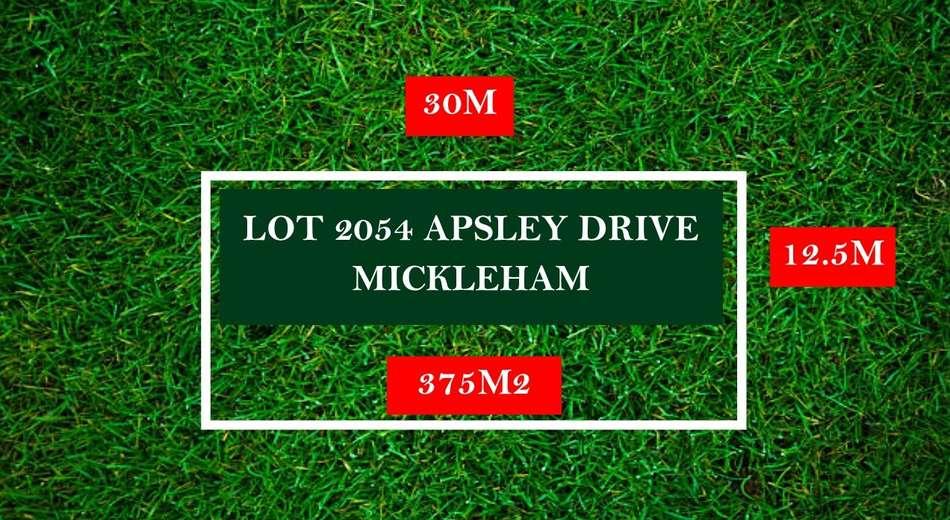 LOT 2054 Apsley Drive, Mickleham VIC 3064