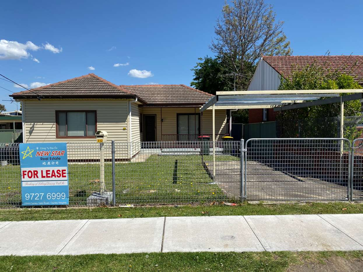 Main view of Homely house listing, 112 Torrens Street, Canley Heights, NSW 2166