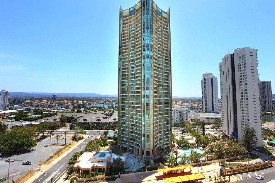 Main view of Homely apartment listing, 501/3400 Surfers Paradise Boulevard, Surfers Paradise, QLD 4217