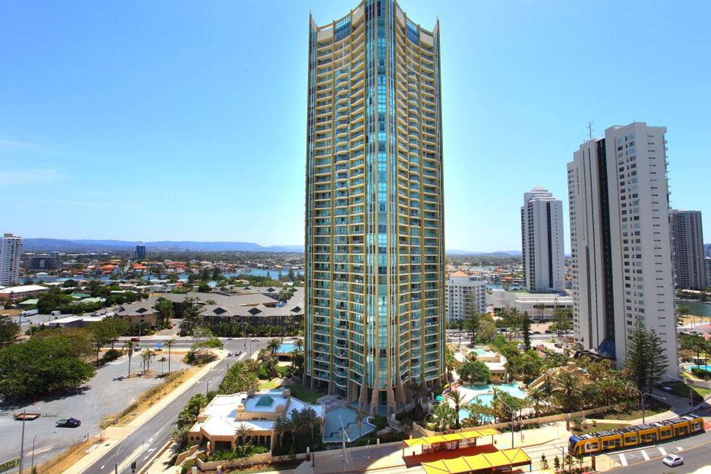 Main view of Homely apartment listing, 3400 Surfers Paradise Boulevard, Surfers Paradise QLD 4217