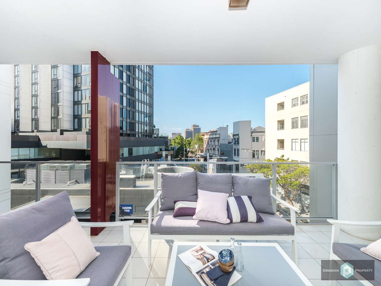 Main view of Homely apartment listing, 24/200 Goulburn Street, Surry Hills, NSW 2010