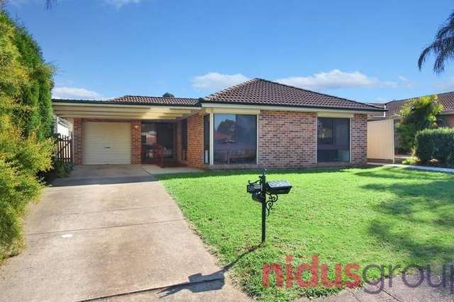 58 Cordelia Crescent, Rooty Hill NSW 2766