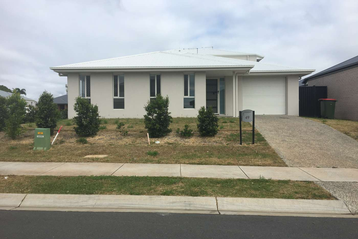Main view of Homely semiDetached listing, 1/49 Celebration Crescent, Griffin QLD 4503