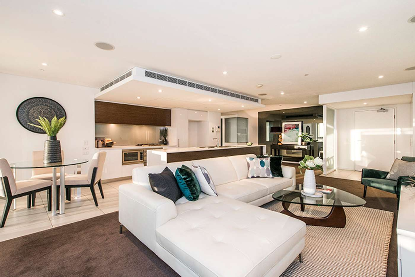 Main view of Homely apartment listing, 901/21 BOW RIVER, Burswood WA 6100
