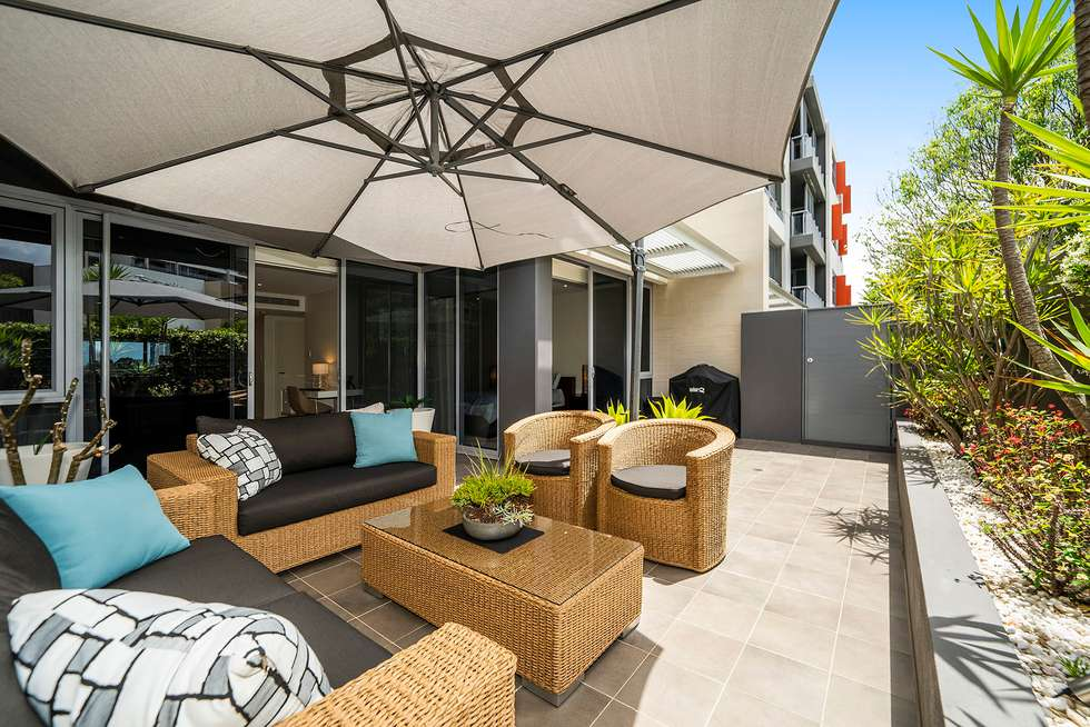 Fourth view of Homely apartment listing, 12/39 Bow River Crescent, Burswood WA 6100
