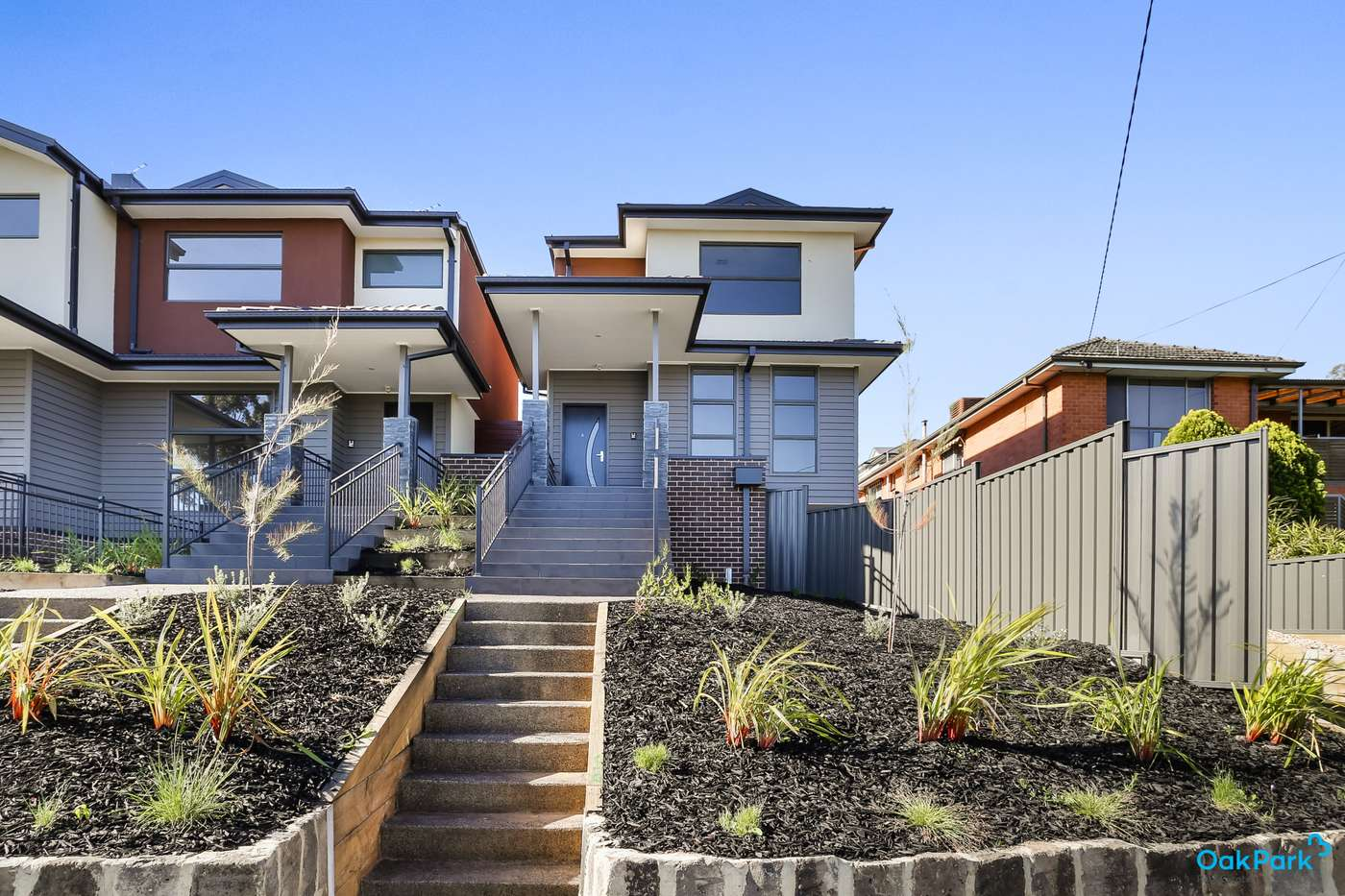 Main view of Homely townhouse listing, 3/66A Devereaux Street, Oak Park, VIC 3046