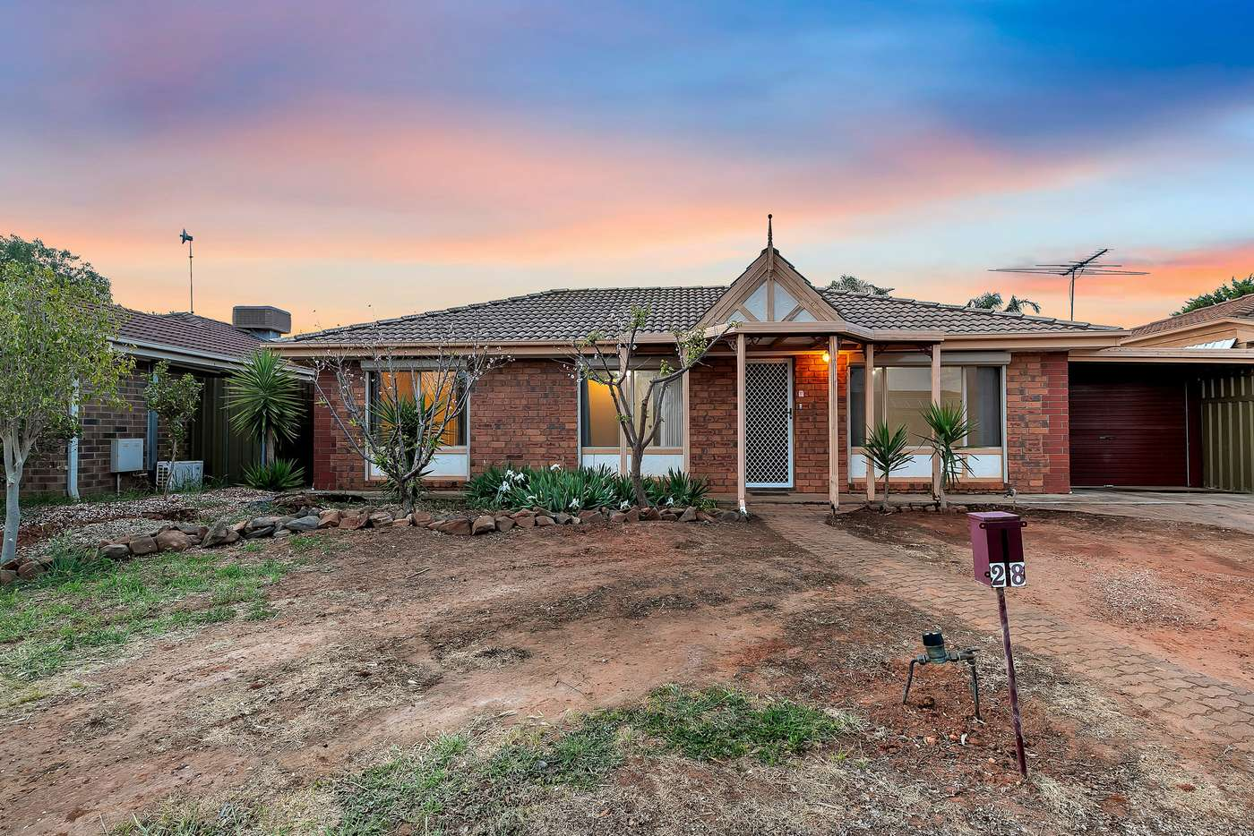 Main view of Homely house listing, 28 McInerney Court, Andrews Farm SA 5114