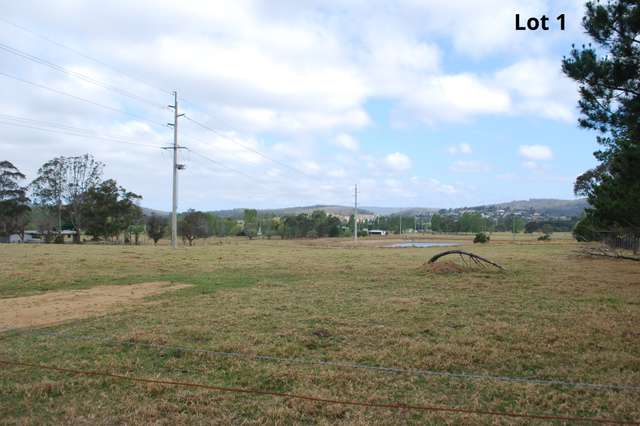 Proposed Lots 1, 3, 4 & 5 Oaklands Road, Pambula NSW 2549