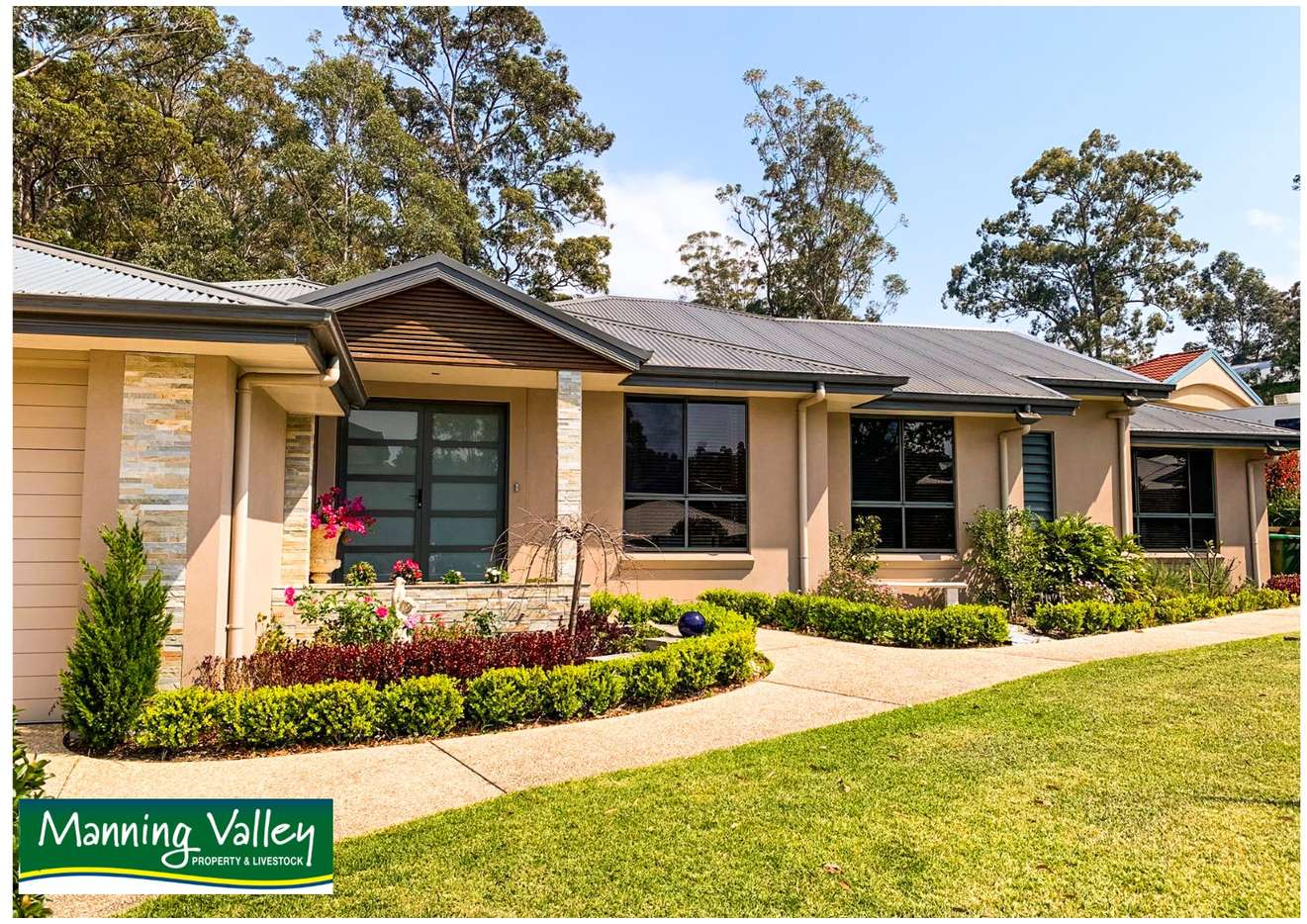 Main view of Homely semidetached listing, 1/14 The Boulevard, Tallwoods Village, NSW 2430