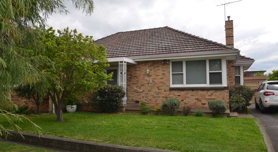 466 Bell Street, Pascoe Vale South VIC 3044