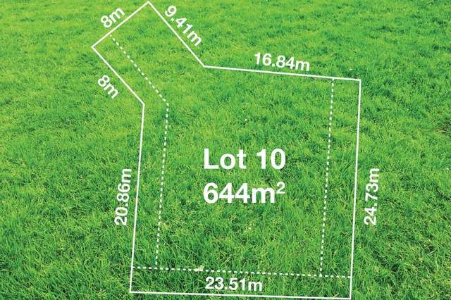 Lot 10 Leila Court, Bacchus Marsh VIC 3340