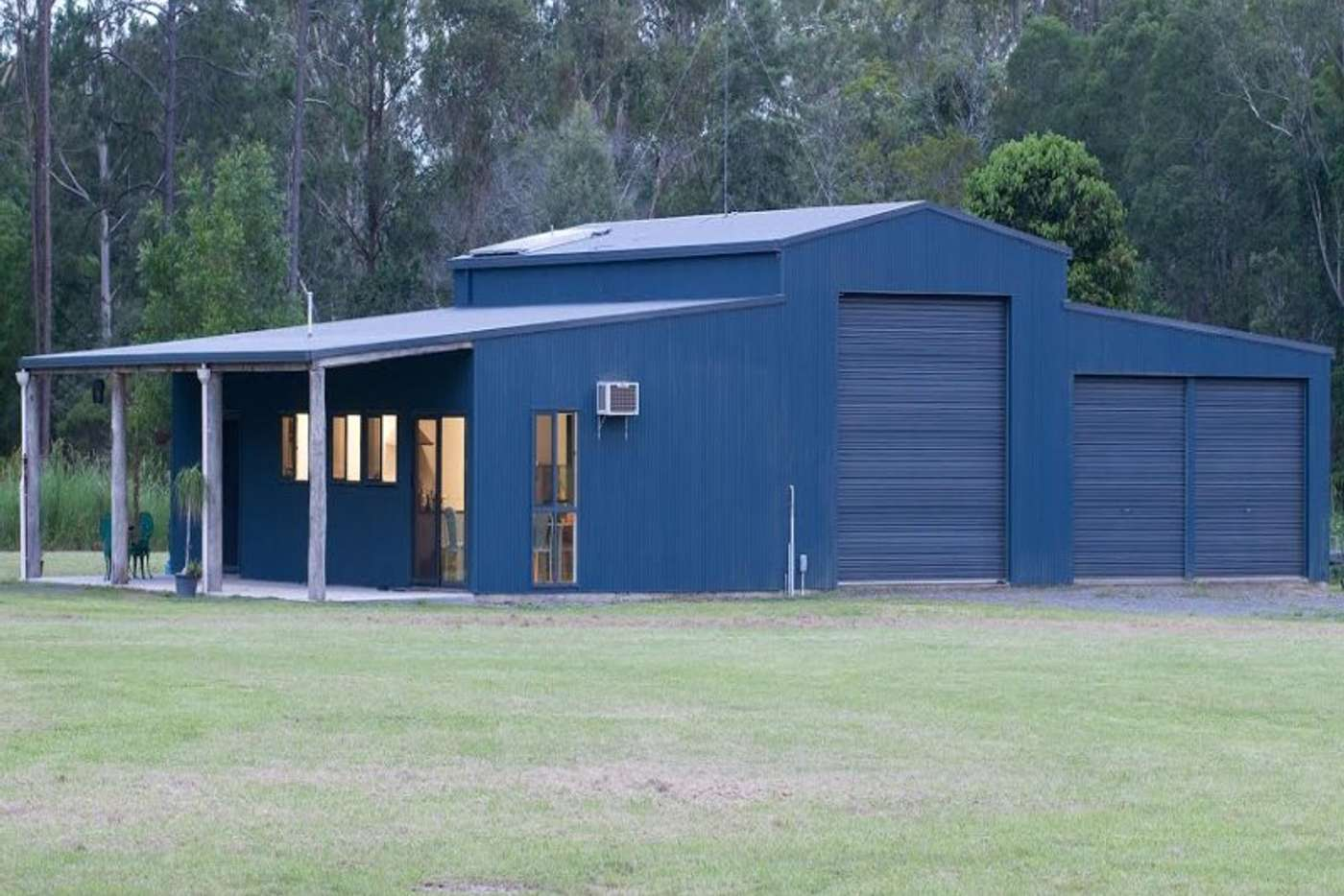 Main view of Homely acreageSemiRural listing, 37 Araucaria Creek Road, Brooloo QLD 4570
