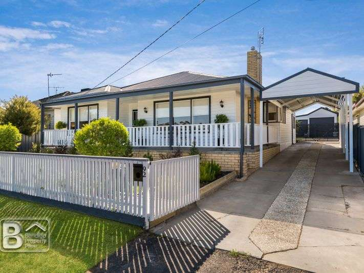 Main view of Homely house listing, 92 Bannister Street, North Bendigo, VIC 3550