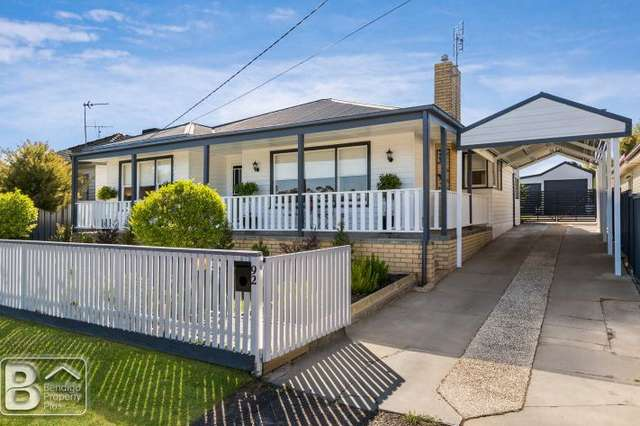 92 Bannister Street, North Bendigo VIC 3550