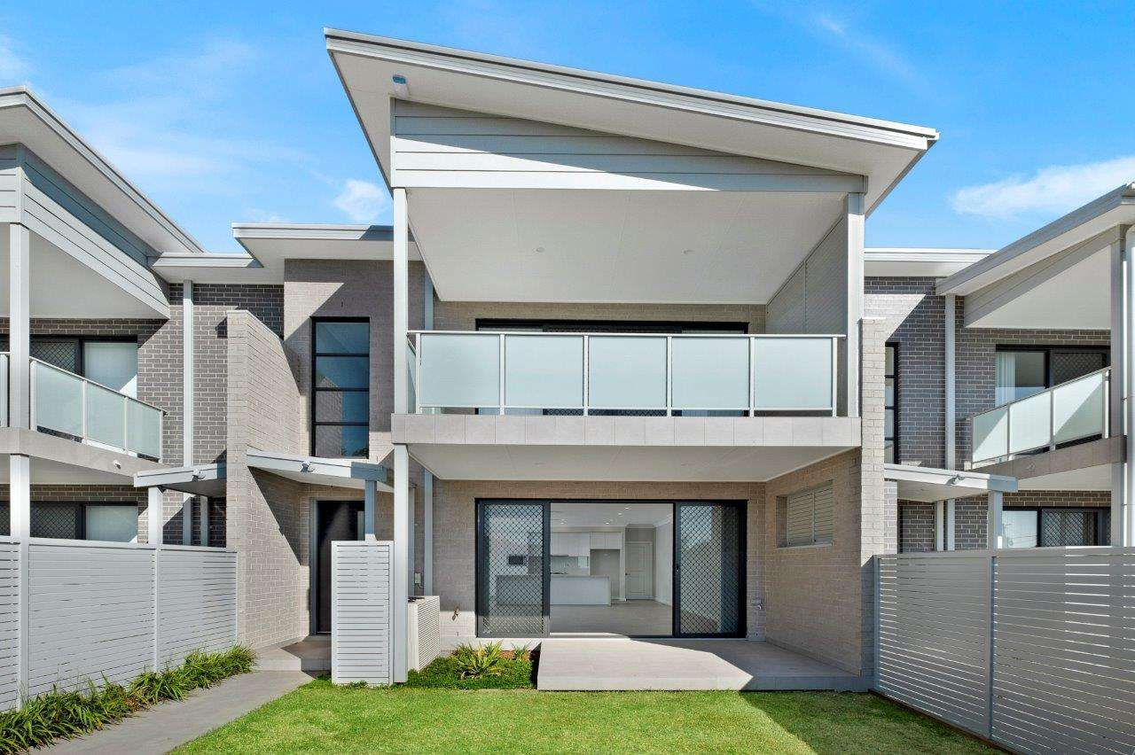 Main view of Homely townhouse listing, 10/29 Mile End Road, Rouse Hill, NSW 2155