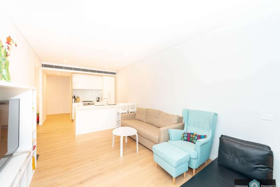 Fourth view of Homely apartment listing, 401/1 Chippendale Way, Chippendale NSW 2008
