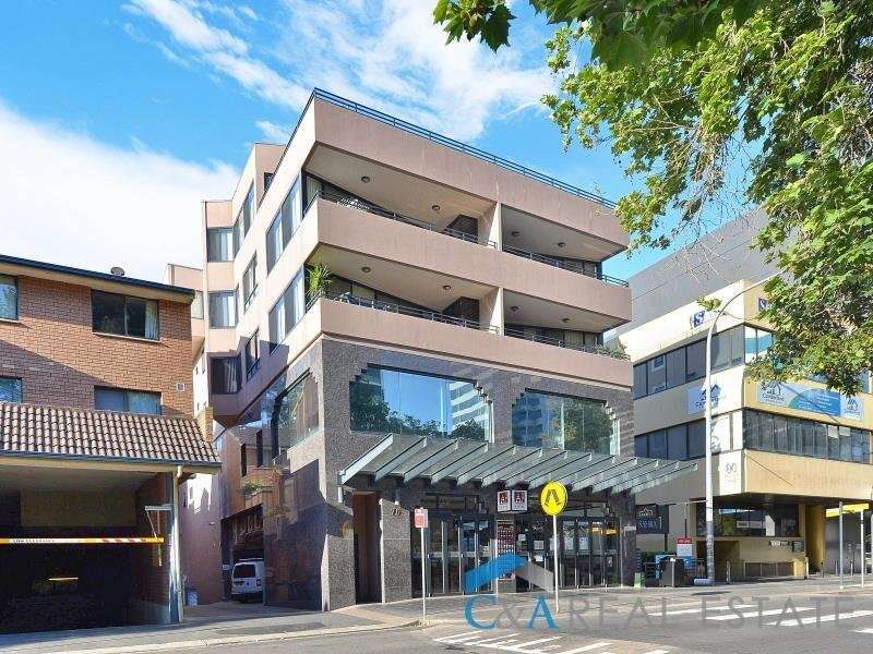 Main view of Homely apartment listing, 9/76 Phillip Street, Parramatta, NSW 2150
