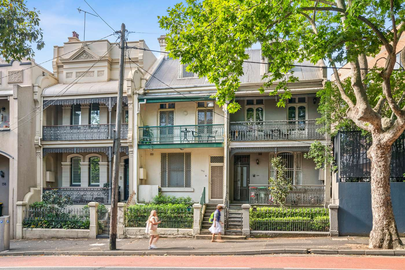 Main view of Homely terrace listing, 162 Albion Street, Surry Hills, NSW 2010