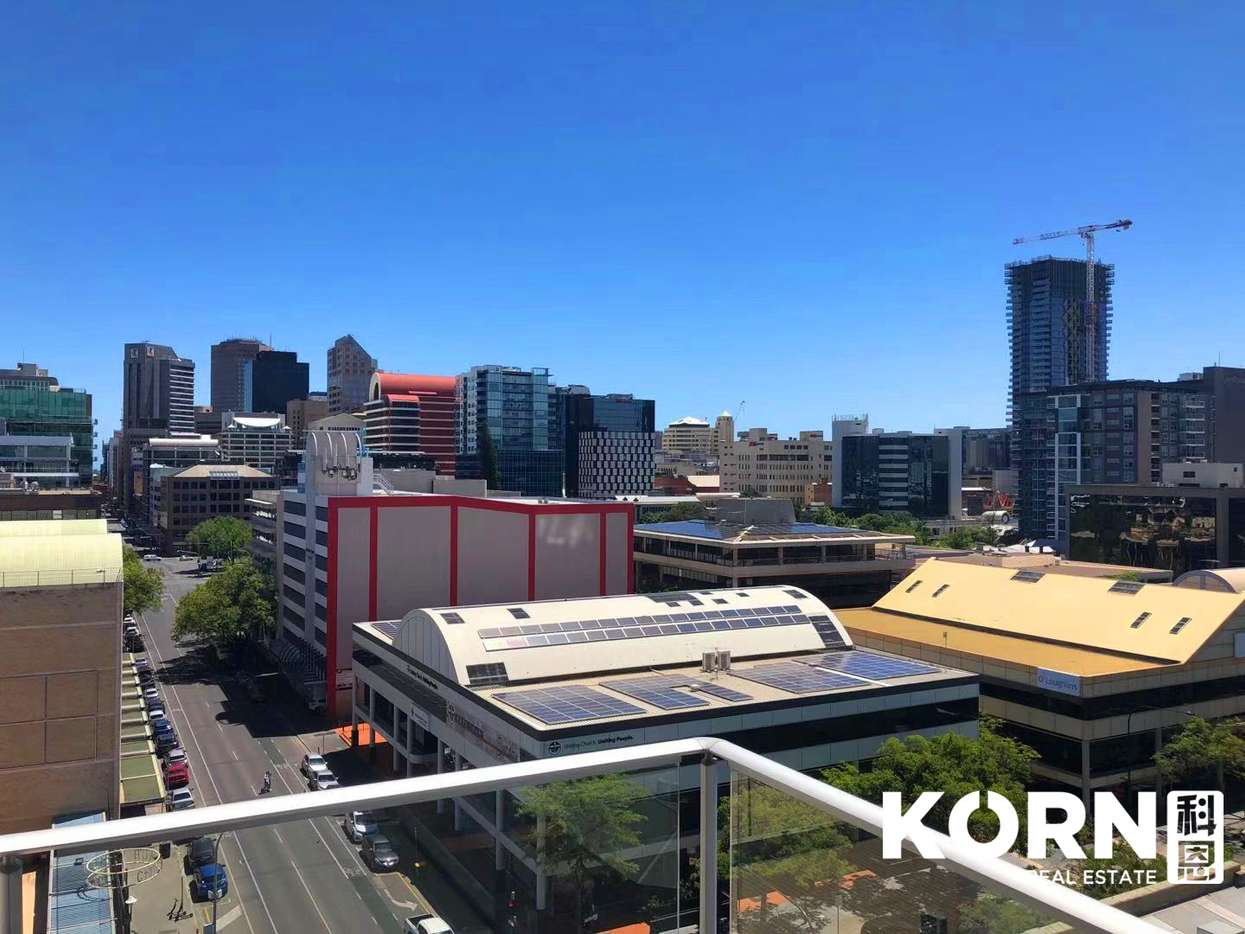 Main view of Homely apartment listing, 802/235-237 Pirie Street, Adelaide, SA 5000