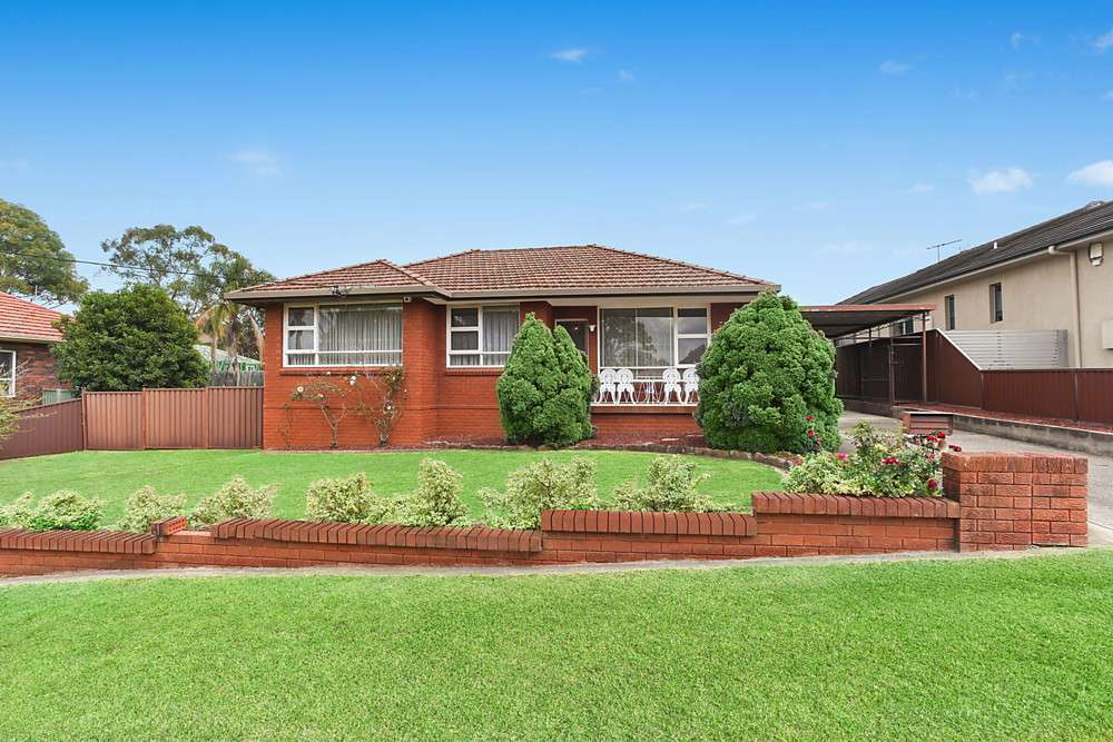 Main view of Homely house listing, 50 Davison Street, Merrylands, NSW 2160