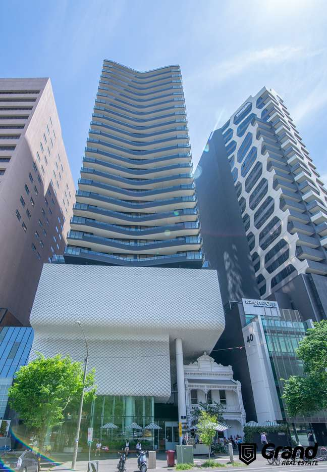 Main view of Homely apartment listing, 1501/50 Albert Road, South Melbourne, VIC 3205