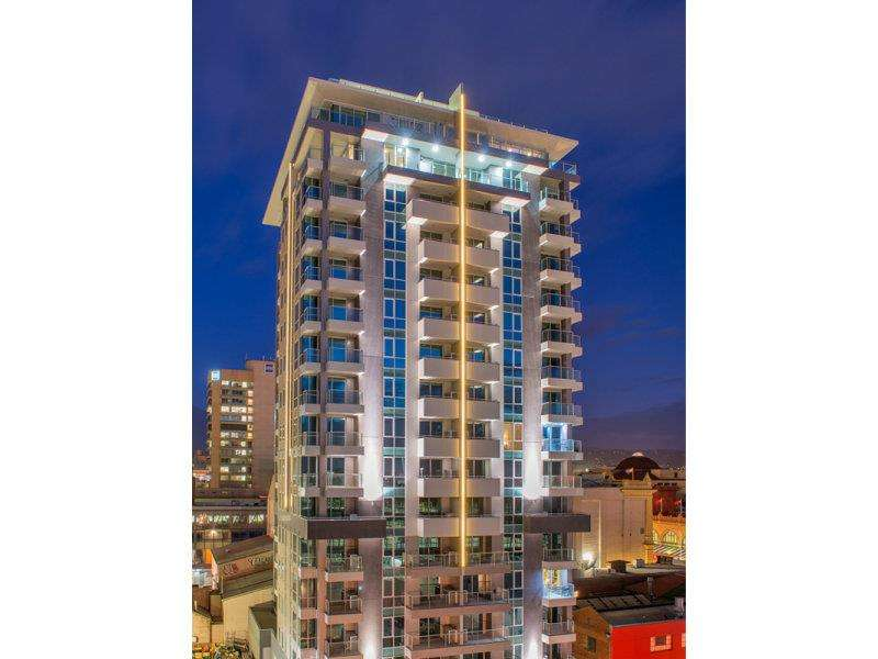 Main view of Homely apartment listing, 502/18 Rowlands Place, Adelaide, SA 5000