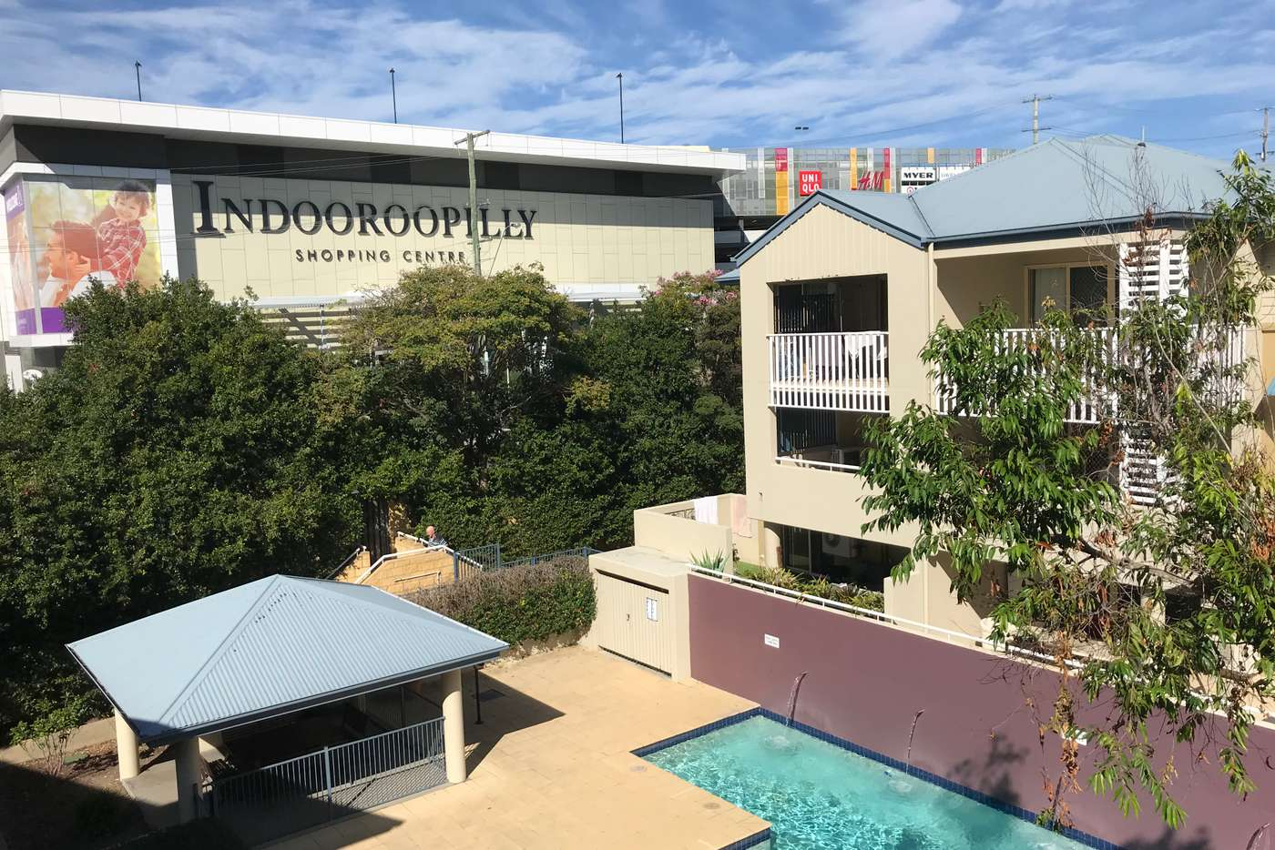 Main view of Homely apartment listing, 34 38 Vincent Street, Indooroopilly QLD 4068