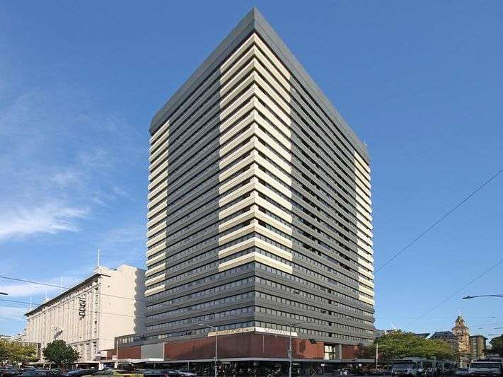 Main view of Homely unit listing, 711/205 Elizabeth Street, Melbourne, VIC 3000