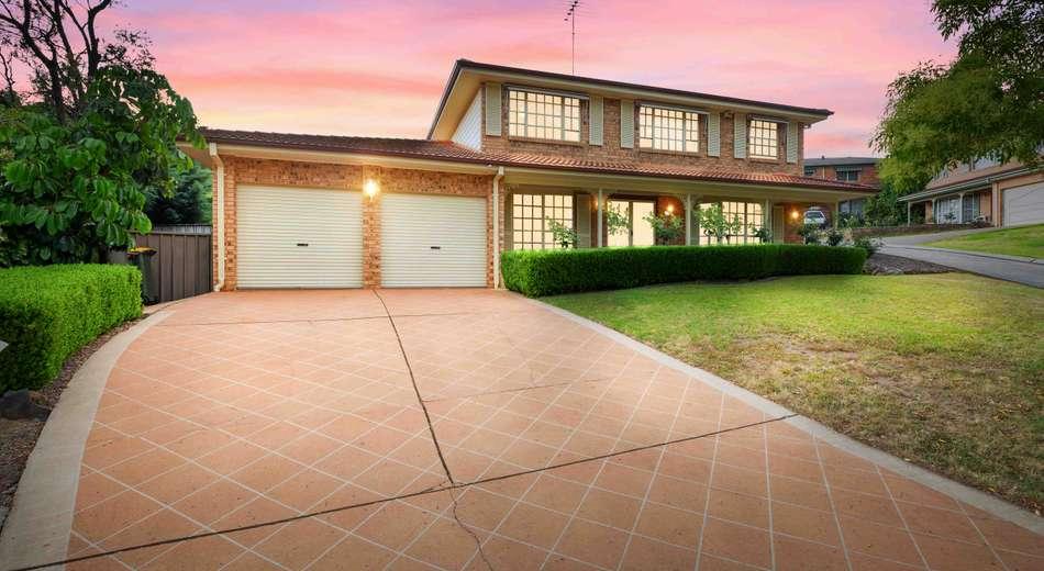 10 Carmel Close, Baulkham Hills NSW 2153