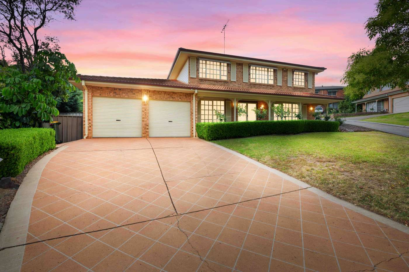 Main view of Homely house listing, 10 Carmel Close, Baulkham Hills NSW 2153