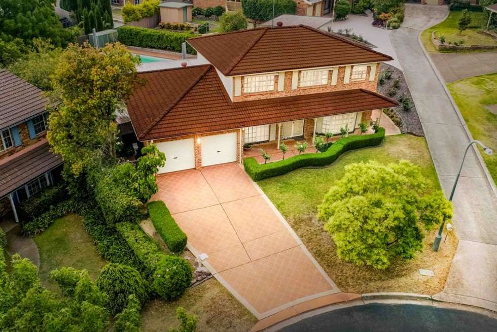 Second view of Homely house listing, 10 Carmel Close, Baulkham Hills NSW 2153