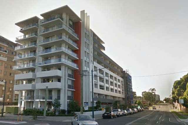 48/87-91 Campbell Street, Liverpool NSW 2170