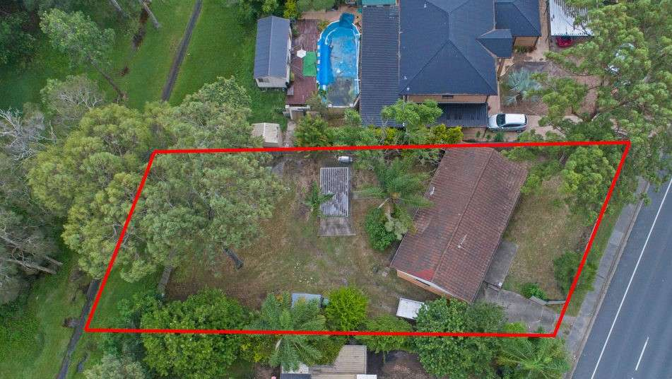 Main view of Homely  listing, 187 Bryants Road, Loganholme, QLD 4129