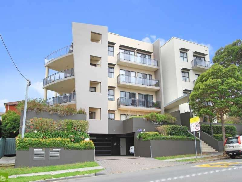 Main view of Homely unit listing, 15/78 Campbell Street, Wollongong, NSW 2500
