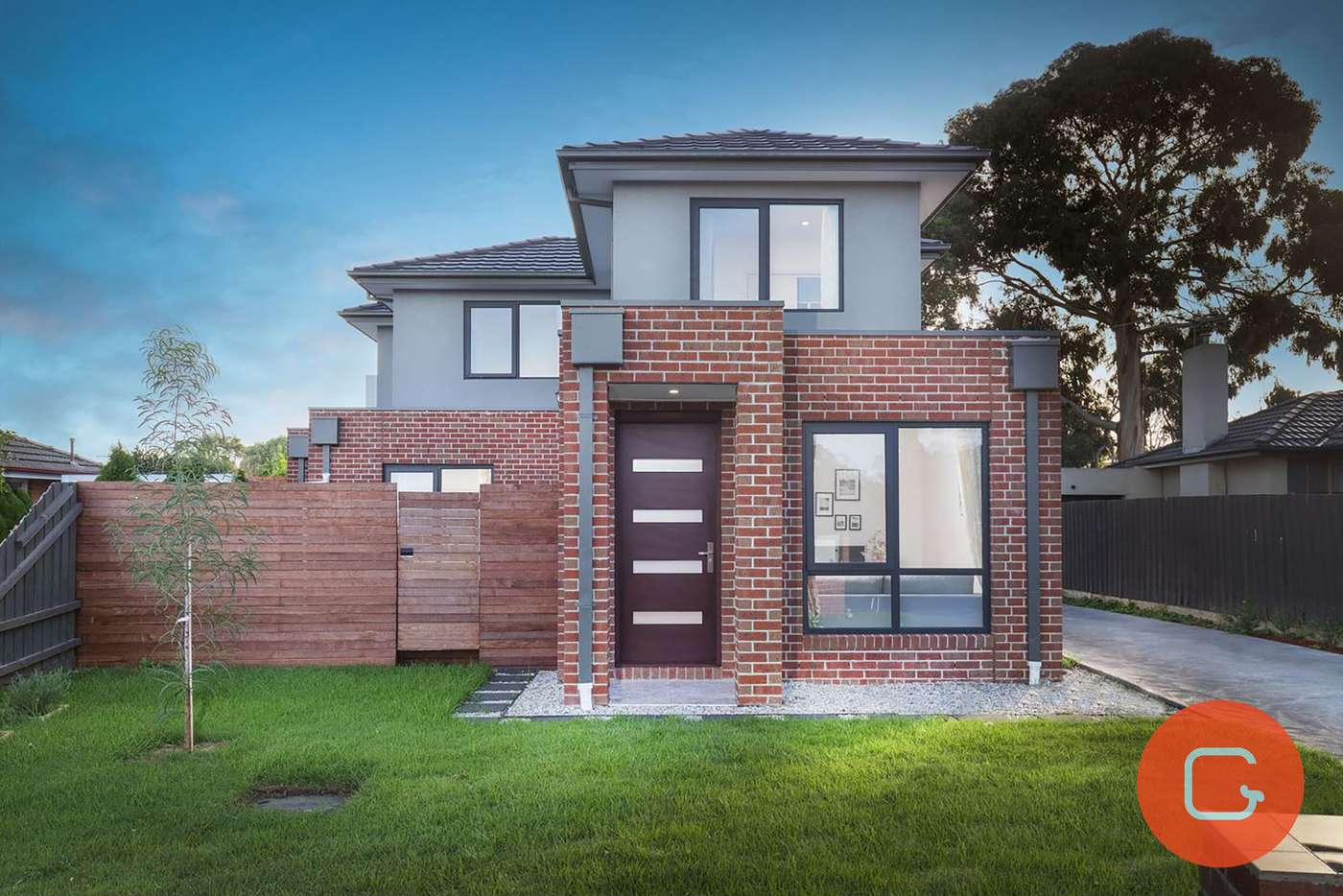 Main view of Homely townhouse listing, 1/9 Tricia Court, Burwood East VIC 3151