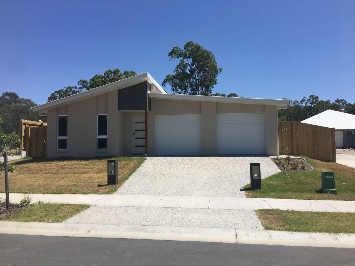 Main view of Homely semidetached listing, 2/12 Barnes Street, Mango Hill, QLD 4509
