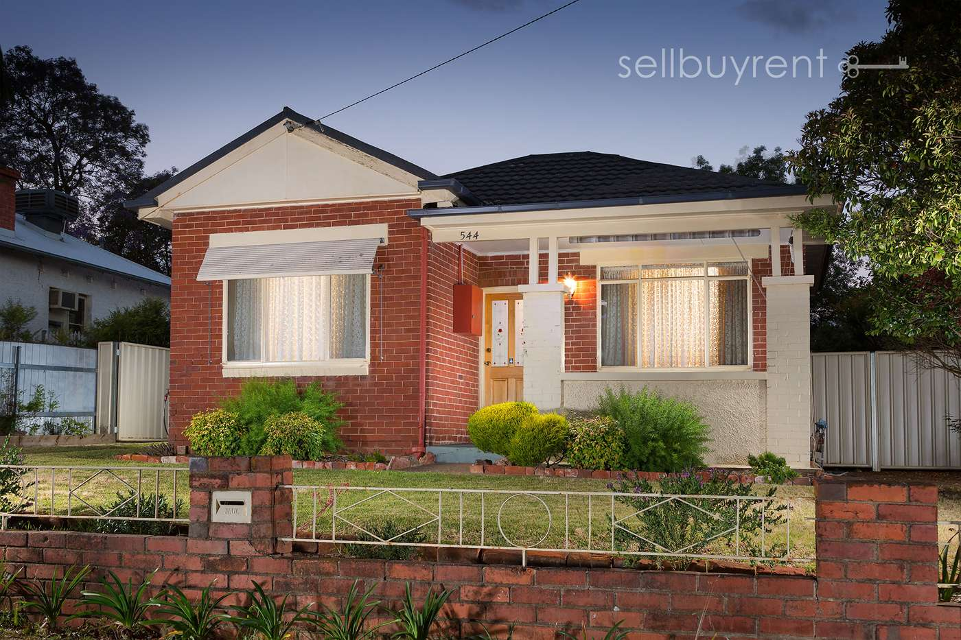 Main view of Homely house listing, 544 SCHUBACH STREET, Albury, NSW 2640
